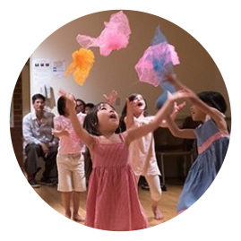 Dalcroze Childrens Classes